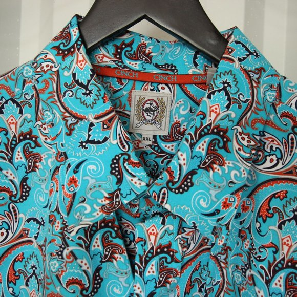 Cinch Dress Shirt - Size XXL